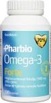 Pharbio Omega-3 Forte 120 kapslar
