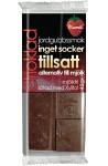 Plamil Choklad Jordgubbssmak mjölk- och sockerfri 45 g