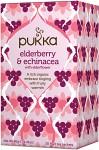 Pukka Elderberry & Echinacea 20 tepåsar