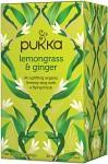 Pukka Lemongrass & Ginger 20 tepåsar