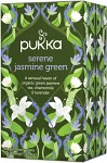 Pukka Serene Jasmine Green 20 tepåsar