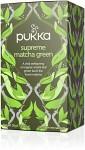 Pukka Supreme Matcha Green 20 tepåsar