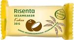 Risenta Sesamkakor kokos 30 g