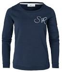 Sail Racing Sweater W - Navy