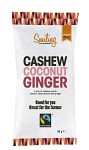 Smiling Cashew Kokos Ingefära 50 g