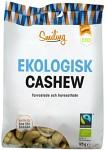 Smiling Cashewnötter Havssalt EKO 125 g