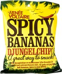Spicy Bananas Djungelchips 85 g