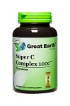 Great Earth Super C Complex 1000 mg 90 tabletter