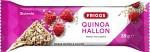 Superfrö Bar Quinoa Hallon 35 g