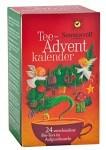 Te Adventskalender 24 tepåsar