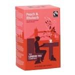 The London Tea Company Peach & Rhubarb 20 st