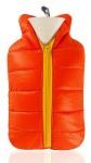 Värmeflaska Dunjacka orange