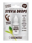 Nutri-Nick Stevia Drops Pocket Pack Vanilj 10 ml