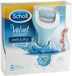 Velvet Smooth Wet & Dry elektrisk fotfil