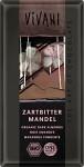 Vivani Mörk Choklad Mandel 100 g