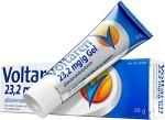 Voltaren, gel 23,2 mg/g 50 gr