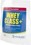 Whey Class+ Jordgubb 2 kg