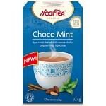 Yogi Tea Choco Mint 17 tepåsar KRAV