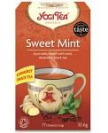 YogiTea Sweet Mint 17 tepåsar