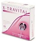 X-travital Kvinna 40 tabletter