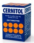 Cernitol, tablett 250 st