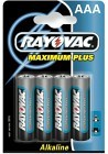 Rayovac Maximum PLUS AAA (LR03) 4 st