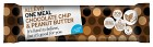 Allévo Lactose Free One Meal Chocolate Chip & Peanut Butter 56 g