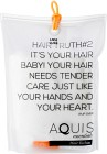 Aquis Lisse Luxe hårturban