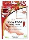Baby Foot Presentpaket