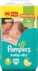 Pampers BabyDry S4 8-16 kg 120 st