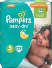 Pampers BabyDry S5 11-23 kg 23 st