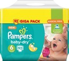 Pampers Baby-Dry S6 15+ kg 92 st
