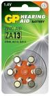 Batteri Hörapparat zink luft ZA13 1,44V 6 st