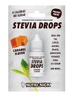 Nutri-Nick Stevia Drops Pocket Pack Caramel 10 ml