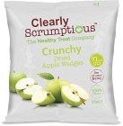 Clearly Scrumptious Crunchy Dried Apple Wedges 20g
