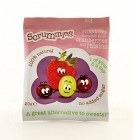 Clearly Scrumptious Strawberry Scrummies 20g