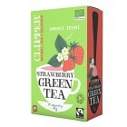 Clipper Green Tea Strawberry 20 st