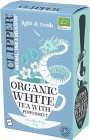 Clipper Organic White Tea Peppermint 26 st