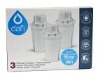 Dafi filterpatron 3-pack