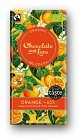 Dark Chocolate with Orange 100 g