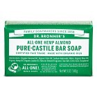 Dr Bronner Almond Bar Soap