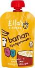 Ella's Morgonmums Banan 100g