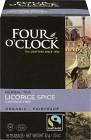 Four O'Clock Örtte Lakrits EKO 16 st