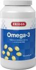 Friggs Omega-3 500 mg 160 kapslar