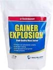 Gainer Explosion Jordgubb 1,5 kg
