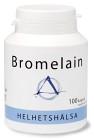 Helhetshälsa Bromelain 100 kapslar