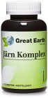 Great Earth Järn Komplex 25 mg 210 tabletter