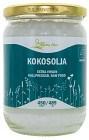 Kokosolja ekologisk kallpressad 450 g