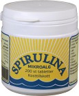 Lindroos Spirulina Alg 200 tabletter