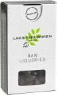 Lakritsfabriken Raw Liquorice 25 g